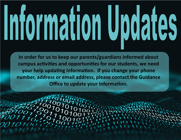 Updating Information