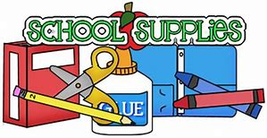 2019-2020 Supply Lists are Available!!